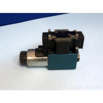 MANNESMANN Germany France REXROTH 4WE6D61/EG24N9DA/V 24 VDC HYDRAULIC VALVE
