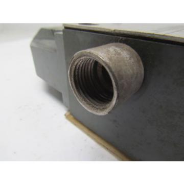 Rexroth Dutch Australia 4WEH22HC31/8LN/5 4 way electrohydraulic size NG25 Valve