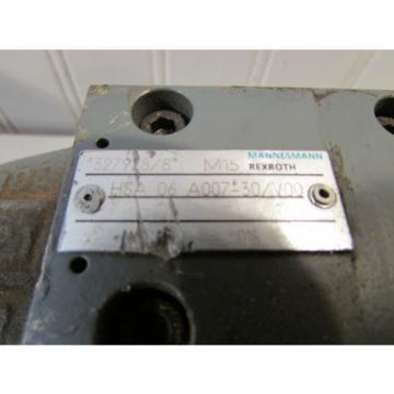 Rexroth Canada Dutch 4WRZ16E150-50/ET/M Hydraulic Valve.