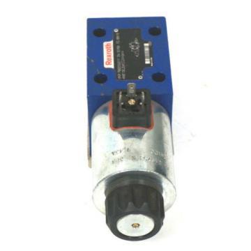 NEW India Singapore REXROTH 4WE10C33/CG24N9K4 DIRECTIONAL CONTROL VALVE R900593277