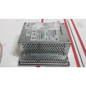 Rexroth Germany Greece IndraControl VCP 05 with PROFIBUS DP slave VCP05.2DSN-003-PB-NN-PW