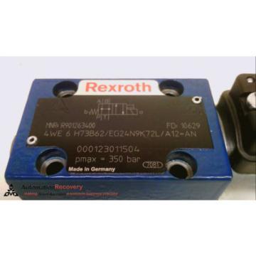 REXROTH Mexico Mexico 4WE 6 H73B62/EG24N9K72L/A12=AN, 4/2 DIRECTIONAL CONTROL VALVE #231540