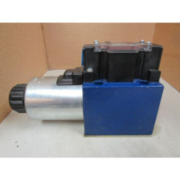 NEW Japan Germany REXROTH HYDRAULIC VALVE 4WE10D40/CG24NDA 4WE10D40CG24NDA 24VDC 1.46 AMP A