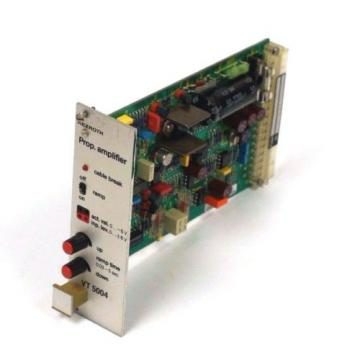 REXROTH Egypt Mexico VT-5004S20-R5 AMPLIFIER CARD 1252/1283, VT5004S20R5 REPAIRED