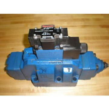 REXROTH Mexico Greece HYDRAULIC VALVE; P/N: 4W36JB62 / EW110N9DAL / IT0862 ~NEW~SURPLUS~