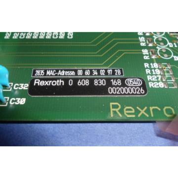 REXROTH France Japan BOSCH SMeth MODULE 0 608 830 168 *NEW*