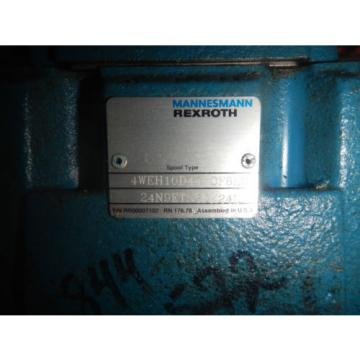 Rexroth Korea china 4WEH10D44/OF6EG D05 Hydraulic Directional Control Valve