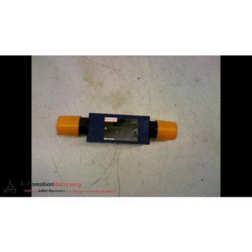 REXROTH China Dutch Z2FS 6-2-44/2QV FLOW CONTROL VALVE #167098