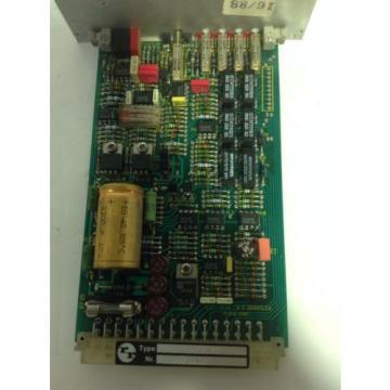 REXROTH Egypt Dutch * PROP. AMPLIFIER CIRCUIT BOARD * VT300S3X
