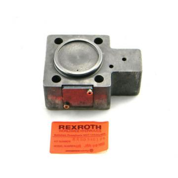 NEW Canada Singapore MANNESMANN REXROTH GH RR00540106 HYDRAULIC FLOW VALVE