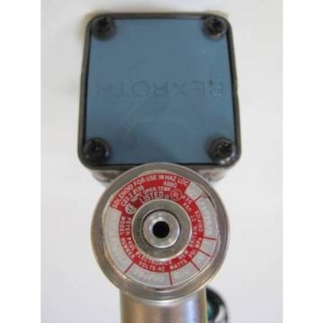 REXROTH Canada Germany CERAM VALVE DOUBLE SOLENOID R432008635 7877 0E53HJDDCCP