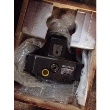 NEW Germany India Rexroth Brueninghaus Hydromatik Hydraulic Pump A4VSO 71 DR/10R-PPB13N00