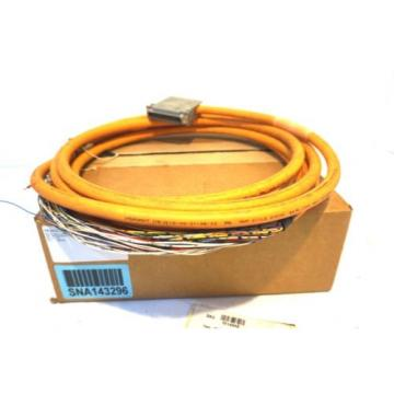NEW Italy Mexico BOSCH REXROTH IKS0186 / 005.0 I/O CABLE R911610150/005.0 IKS01860050