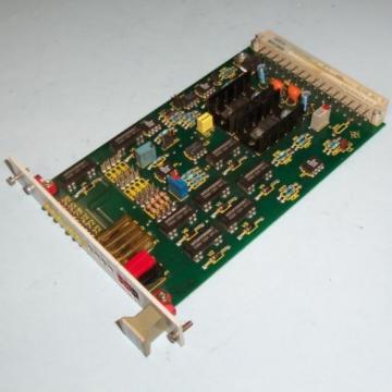 MANNESMANN France Italy REXROTH CONTROL CARD SU1 VTS0311S11