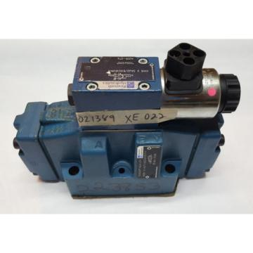 Rexroth Italy Egypt 4WEH16HA71/6EG24N9ETK4 with 4WE6JA62/EG24N9K4  Directional Valve