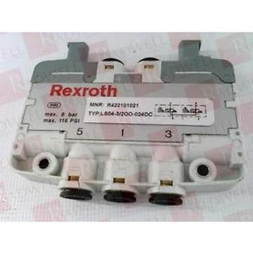 BOSCH Egypt Russia REXROTH R422101021 RQANS1