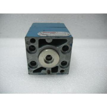 Rexroth Japan Mexico 7291  FD 05W37 MNR 3631270000 Valve