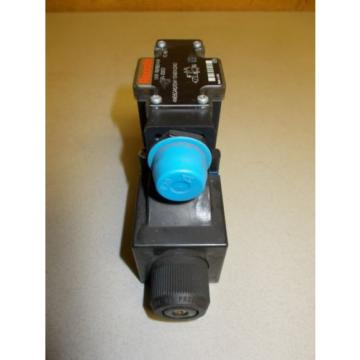 Rexroth Mexico Greece 4WE6GA62/EW110N9DK23/63 R978904434 Solenoid Valve *FREE SHIPPING*