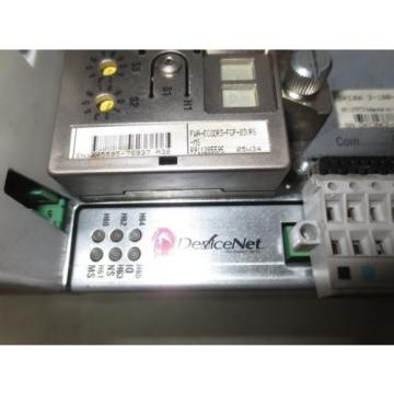 REXROTH Russia Singapore / INDRAMAT DXCXX3-100-7 ECO DRIVE SERVO DRIVE - USED - DKC06.3-100-7-FW
