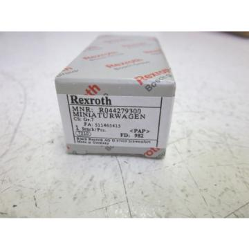 REXROTH Korea Russia R044279300 MINIATURE WAGEN *NEW IN BOX*