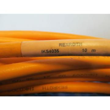 NOS Dutch Italy Rexroth Cable IKS4035 10M