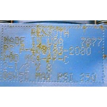 "REXROTH, Australia USA BOSCH, HYDRAULIC CYLINDER, P-408183-2080, MOD MS4-PP-C, 2-1/2"" X 8"""