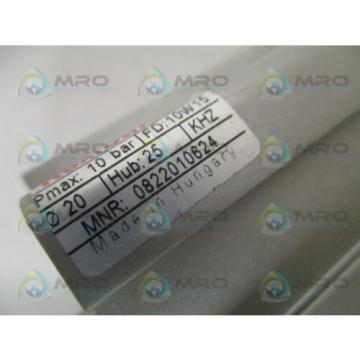 REXROTH Mexico Mexico 0822010624 SHORT STROKE CYLINDER *NEW NO BOX*