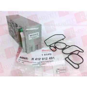 BOSCH India Mexico REXROTH R412012491 RQANS1