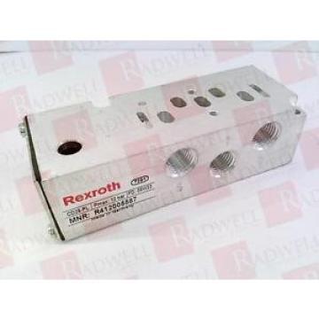 BOSCH Mexico Dutch REXROTH R412005887 RQANS2