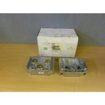 Rexroth Mexico Greece P68431 End Plate Set 3/4 NPT REXP68341 (12749)