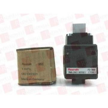 BOSCH Italy Mexico REXROTH 0-821-300-921 RQANS1