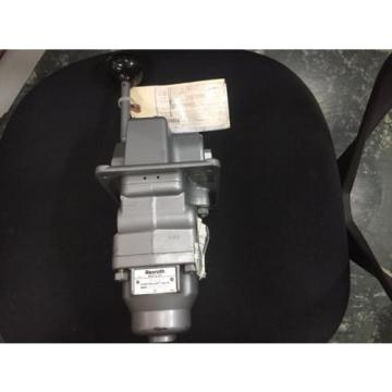 Rexroth Greece Australia R431002832 P-50973-2 HD-2X Controlair® Lever Operated Directional Valve