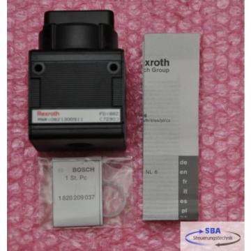 Neues Mexico Canada Bosch Rexroth Absperrventil Typ 0821300911