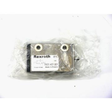 "REXROTH India Canada Wegeventil 0820402001 Ventil Valve | IG: 1/8"" | NEU"