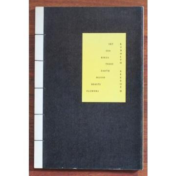 Sky, Japan USA Sea, Birds, Trees, Earth, House, Beast by Kenneth Rexroth (1973, Softcover)