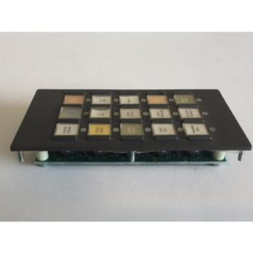 Rexroth Korea France Indramat 109-0912-4A01-04 Axis Control Circuit Board 10909124A0104