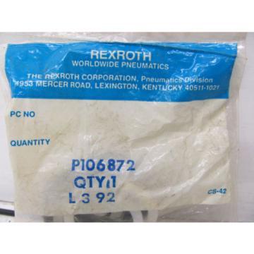 REXROTH Germany Australia WORLDWIDE PNEUMATICS PISTON KIT P106872 L392 NEW SEALED