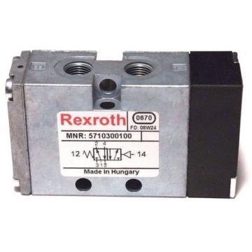 NEW Korea USA BOSCH REXROTH 5710300100 CONTROL VALVE