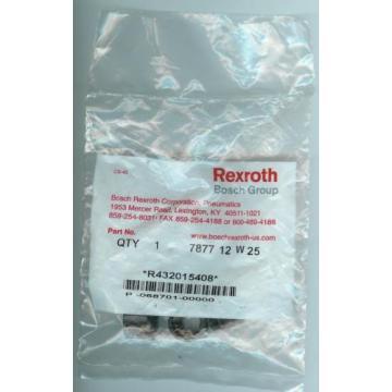 Rexroth Dutch France P-068701-00000 – R432015408 Valve Caps 10mm - NIB