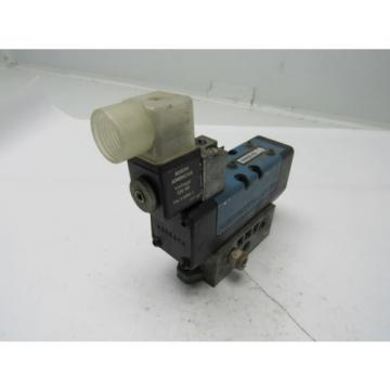 Rexroth Australia Italy Ceram L694 1444A-03-3 Pneumatic valve w/solenoid
