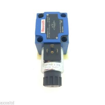 Directional USA France Valve R900051053 Bosch Rexroth M-3-SED-10-UK13/350-C-G24-N9K4