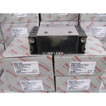 R162171320 Greece Singapore Bosch Rexroth Runner Block Ball Carriage Linear Bearing