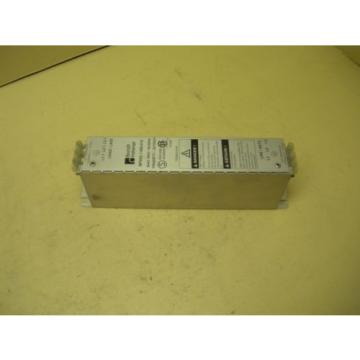 Rexroth India Egypt Indramat Power Line Filter NFD03.1-480-016