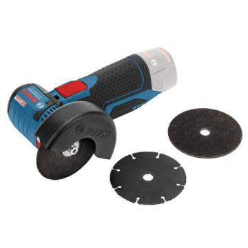 "Bosch GWS 10.8-76 V-EC Professional 3"" Cordless Angle Grinder(Body Only) - Fedex"