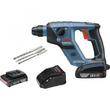 Bosch GBH 18 V-LI Compact (2.0 Ah) Bundle with 2 batteries