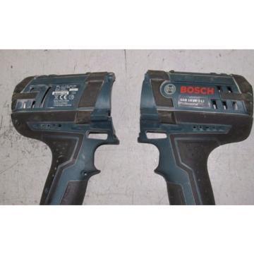 BOSCH 2609100874  Housing body used spare part repair drill li-ion gbh 18v-li