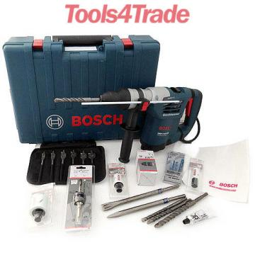 Bosch GBH4-32DFR Multidrill 4Kg 900W SDS+ Rotary Hammer 240V With Accessories