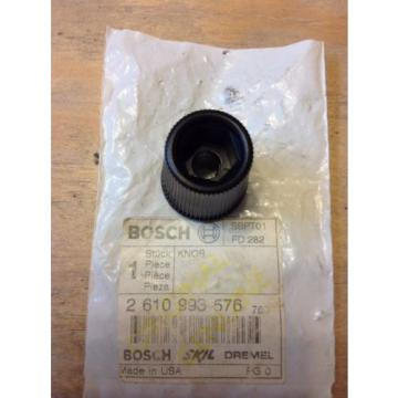 Bosch Adjusting Device 2610993576 Knob