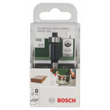 Bosch FLUSH TRIM BIT 8 mm Shank 2609256605 3165140381369