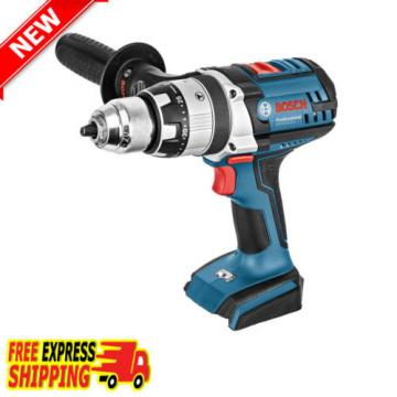 Bosch 18V Li-Ion Heavy Duty Cordless Impact Hammer Drill Destroyer -GSB18VE-2LI